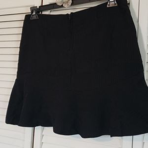 B. Darlin Black Short Skirt